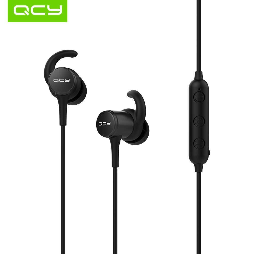 Tai Nghe Bluetooth Xiaomi QCY QY19 Sports Nhét Tai Chống Ồn Lọc Âm CVC 6.0 Pin Trâu 6h Chống Nước IPX4