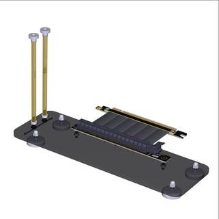 Giá đỡ VGA và Dây riser ADT link 15cm chính hãng