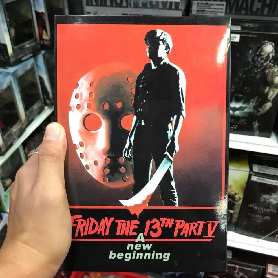 โมเดลฟิกเกอร์ เจสัน วอร์ฮีส์ ศุกร์ 13 ฝันหวาน (Jason Voorhees Friday the 13th)