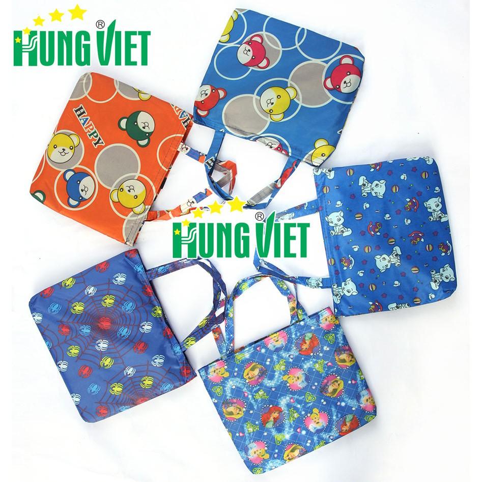 Áo mưa choàng trẻ em chính hãng Hưng Việt chống thấm tuyệt đối