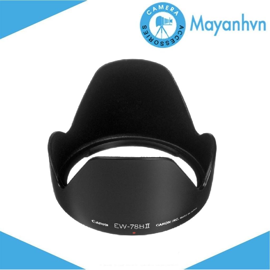 Loa che nắng Hood EW-78B II cho lens EF 28-135mm f/3.5-5.6 - 10072346 , 1024855601 , 322_1024855601 , 80000 , Loa-che-nang-Hood-EW-78B-II-cho-lens-EF-28-135mm-f-3.5-5.6-322_1024855601 , shopee.vn , Loa che nắng Hood EW-78B II cho lens EF 28-135mm f/3.5-5.6