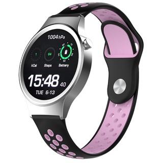 Dây đeo bằng silicon 18mm cho đồng hồ thông minh Huawei
