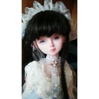 Búp bê BJD fairy 60cm trần chưa faceup ( có hình chụp thật )