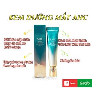 Kem dưỡng mắt giảm thâm, nếp nhăn  AHC Time Rewind Real Eye Cream For Face 2021 30ml Hàn Quốc mẫu mới 2021
