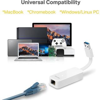 Cáp chuyển đổi USB to LAN TP-Link chuẩn Gigabit có thể gập lại [NEW]