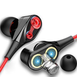 [Tai nghe có dây stereo 3,5 mm] [được thiết kế trong tai] [Có mic] [Tương thích với điện thoại di động thông minh Android thông minh và iPhone ios]