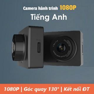 Camera hành trình xe hơi Xiaomi Yi Dash Camera 1080P -Camera hành trình Xiaomi Yi car DVR