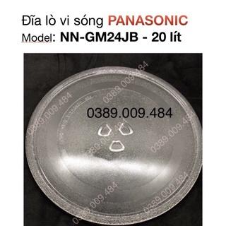 Đĩa lò vi sóng Panasonic NN-GM24JB (20 lít) thumbnail