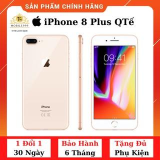 Điện Thoại iPhone 8 Plus Quốc Tế Chính Hãng 64G /256GB – Zin Đẹp 99% Như mới – MOBILE999