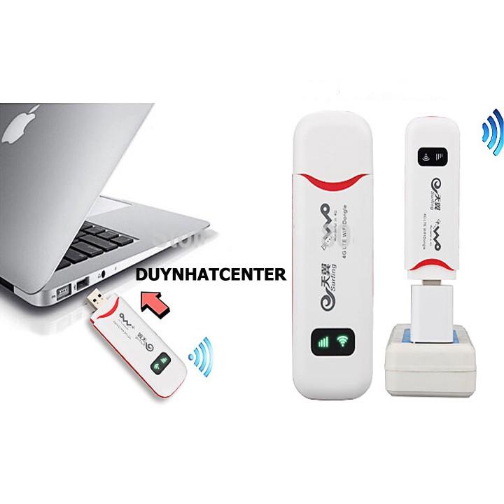 BỘ USB PHÁT WIFI TỪ SIM 3G HSDPA MODEM DONGLE + KHUYẾN MẠI TẶNG SIM VINAPHONE