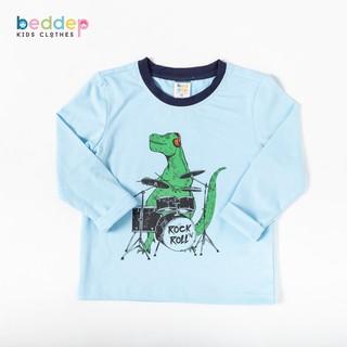 Áo thun dài tay Beddep Kids Clothes in hình cho bé trai từ 1 đến 8 tuổi BP-B16 thumbnail