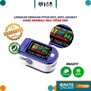 Đồng hồ đo Oxymeter Oxymeter SPO2 LCD đầy đủ màu sắc thumbnail