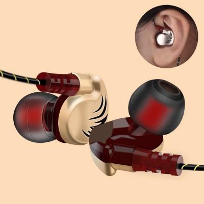 Tai nghe nhét tai thể thao 3.5mm có mic chất lượng cao tiện dụng