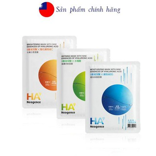 Neogence HA9 Hộp 5 miếng Mặt nạ cao cấp Neogence với 9 loại Hyaluronic Axit thumbnail