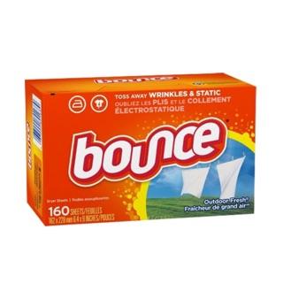 [Mã 157FMCGSALE giảm 8% đơn 500K] Giấy thơm dùng cho máy sấy, ướp quần áo Bounce xuất xứ Mỹ 160 tờ thumbnail