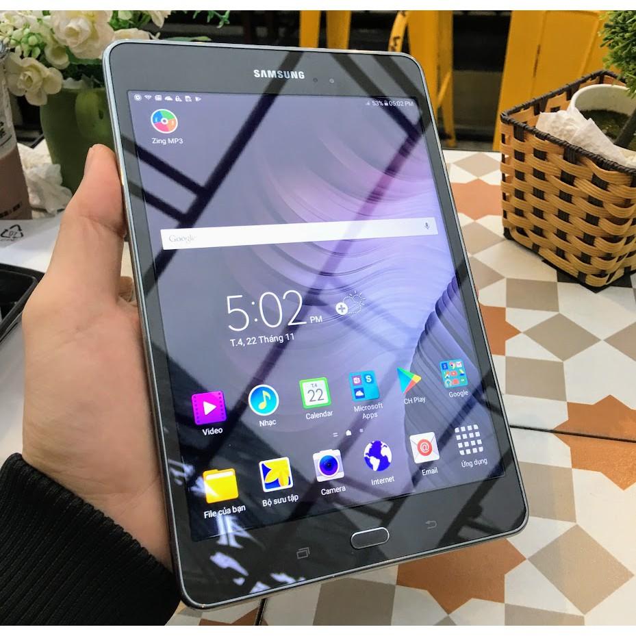 Máy tính bảng Samsung Galaxy Tab A 8.0 (bản Mỹ T357) sim 4G + WIFI - Màu lông chuột sang trọng