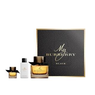 Set Nước Hoa Nữ My Burberry Black 3pcs ( 90ml & 5ml & Dưỡng thể 75ml ) - Scent of Perfumes thumbnail