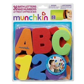 bộ chữ số bằng xốp cho bé chơi trong nhà tắm