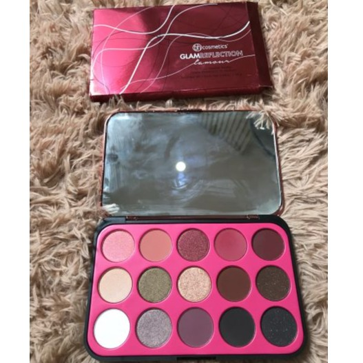 Bảng Phấn Mắt 15 Mau Bh Cosmetics Glam Reflection 15