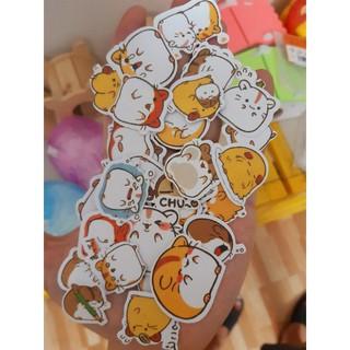 Sticker hamster béo ú thumbnail