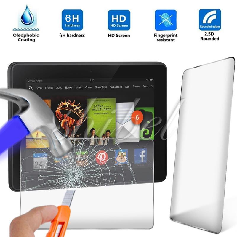 Tempered Film Toughened Protective Films Dustproof Premium Explosion-Proof Amazon Kindle Paperwhite 2/3 499 Kindle5