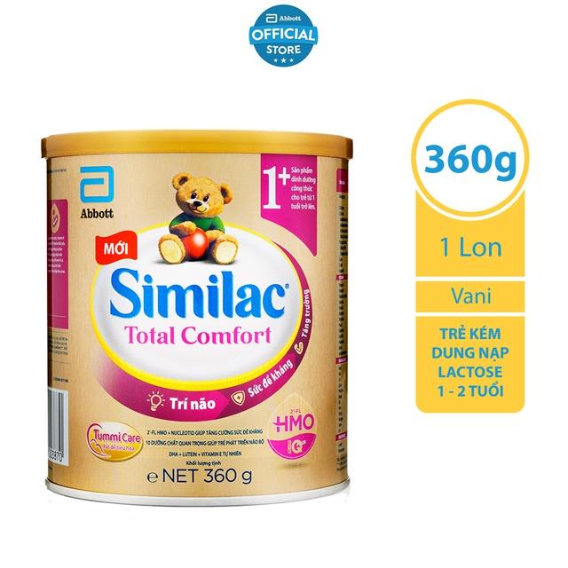 Sữa bột Similac Total Comfort 1+ (HMO) 360g