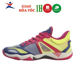 Giày cầu lông Lining dành cho nữ AYAR006-1, Giày thi đấu chuyên nghiệp