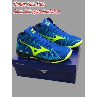 Giày thể thao Mizuno wave Tornado X2 thời trang năng động cho nam thumbnail