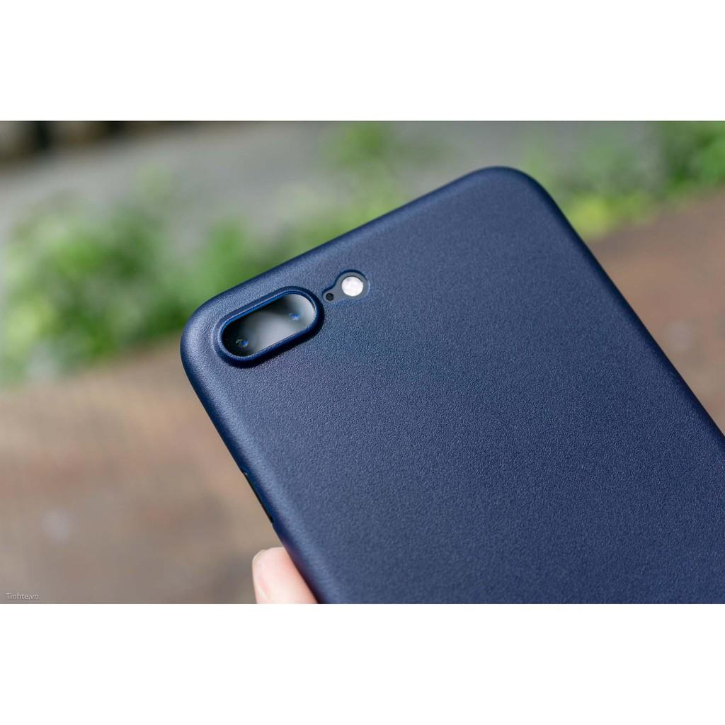 Ốp lưng trơn không hở táo dành cho tất cả các dòng iphone