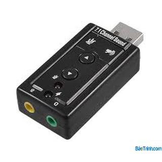 [Mã ELORDER5 giảm 10K đơn 20K] USB Ra Sound 7.1 Cam
