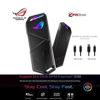 Hộp đựng ổ cứng M.2 SSD ROG STRIX ARION - Rog Strix Arion M.2 NVMe SSD Enclosure