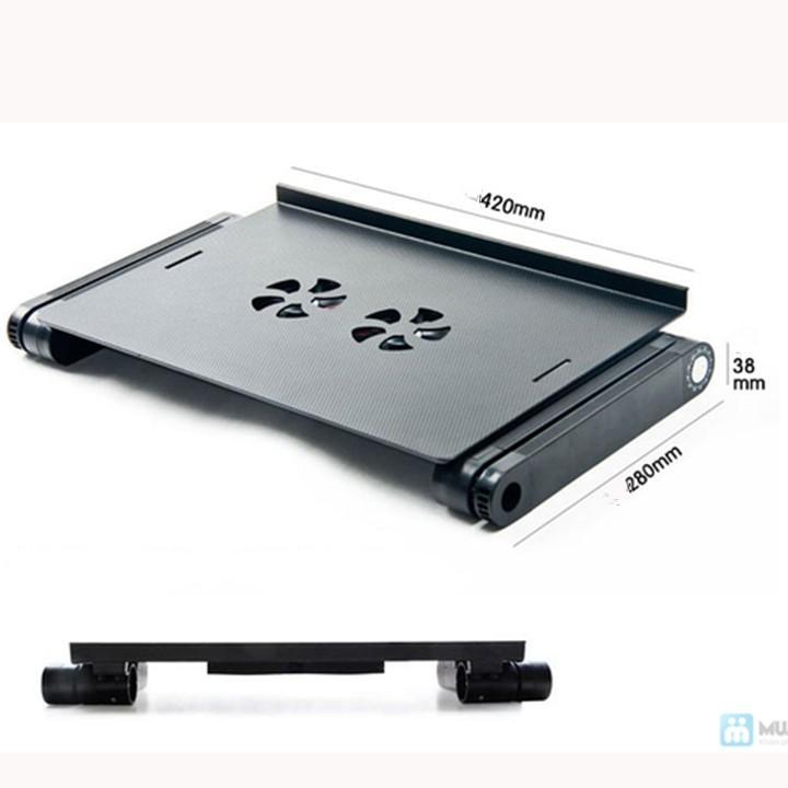 bàn kê laptop xoay 360 độ T8 kiêm đế tản nhiệt - 3254622 , 1245482474 , 322_1245482474 , 350000 , ban-ke-laptop-xoay-360-do-T8-kiem-de-tan-nhiet-322_1245482474 , shopee.vn , bàn kê laptop xoay 360 độ T8 kiêm đế tản nhiệt