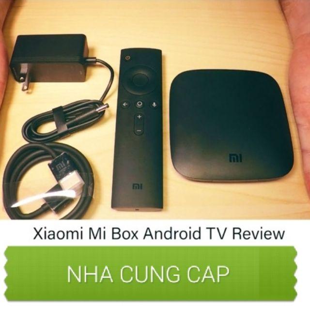 Mibox Gen 3C Android TV box Xiaomi 4K, phiên bản 2017, 4 Nhân, Ram 1G LPDDR3, Rom 4G - 10030191 , 510214712 , 322_510214712 , 699900 , Mibox-Gen-3C-Android-TV-box-Xiaomi-4K-phien-ban-2017-4-Nhan-Ram-1G-LPDDR3-Rom-4G-322_510214712 , shopee.vn , Mibox Gen 3C Android TV box Xiaomi 4K, phiên bản 2017, 4 Nhân, Ram 1G LPDDR3, Rom 4G