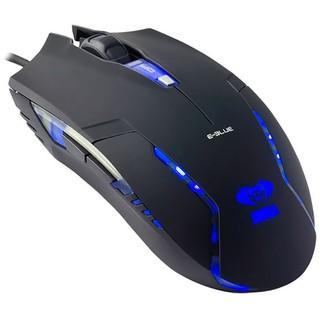 Chuột chơi game Eblue Cobra II EMS151BL- Hàng Chính hãng