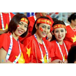 [AFF CUP] Băng Rôn Việt Nam Vô Địch