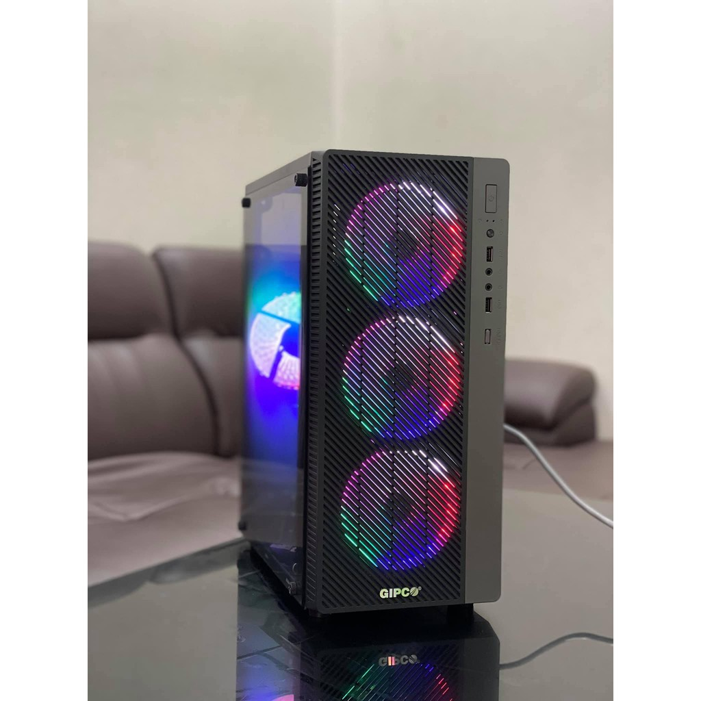 Case Gipco 5986LY sẵn led