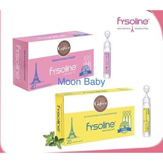 Fysoline - Nước Muối Sinh Lý của Pháp Vệ sinh mắt - mũi - thumbnail