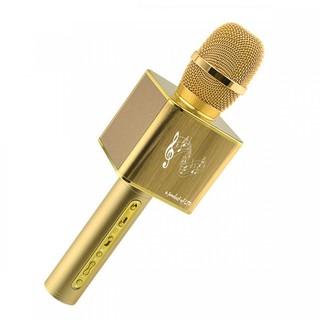 Micro Karaoke Bluetooth Kèm Loa LTP YS12 hỗ trợ chức năng hát song ca_Bảo hành 06 tháng