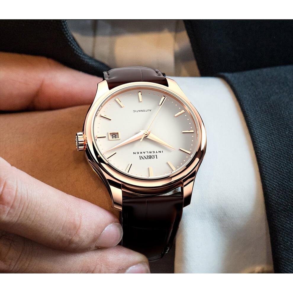 Đồng hồ nam Lobinni No.1202