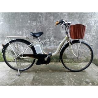 Xe đạp điện nhật bãi.