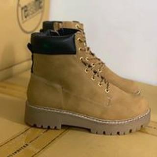 Giầy Boots (bốt) ESPRIT cao cổ MS1279 thumbnail