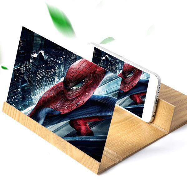 Kính phóng đại màn hình điện thoại khung gỗ - 14356272 , 2384351245 , 322_2384351245 , 139000 , Kinh-phong-dai-man-hinh-dien-thoai-khung-go-322_2384351245 , shopee.vn , Kính phóng đại màn hình điện thoại khung gỗ