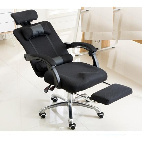[ Sỉ + Lẻ ] Ghế văn phòng, làm việc, gác chân, ngả lưng !