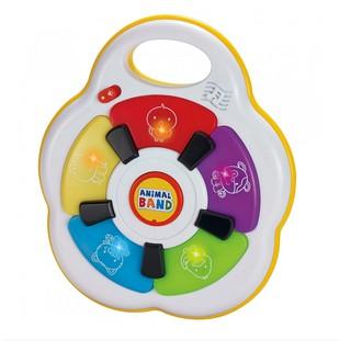 Đồ chơi ban nhạc âm thanh động vật cho bé Infantino dành cho bé LS5322 - hàng chính hãng thumbnail