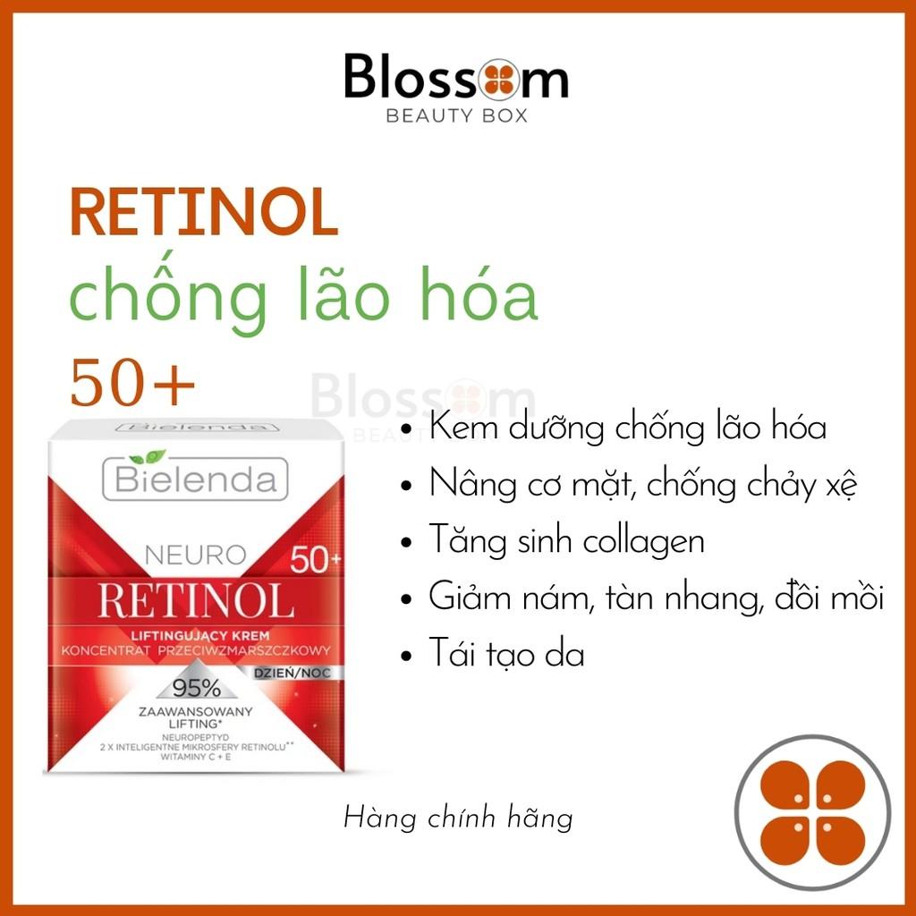 Serum Retinol Bielenda Chống lão hóa, tái tạo da, căng bóng | NEURO RETINOL