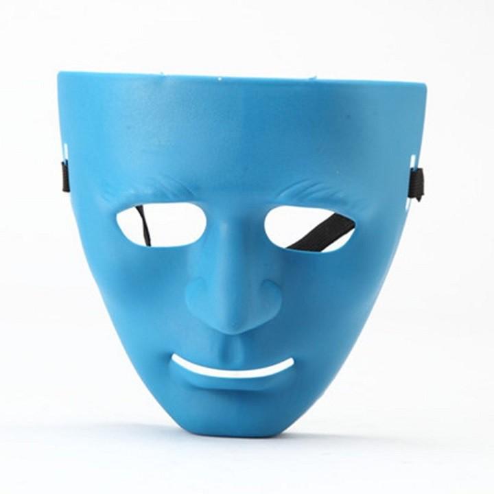 Mặt Nạ Hóa Trang Jabbawockeez Giao Màu Ngẫu Nhiên xanhla Bsp18