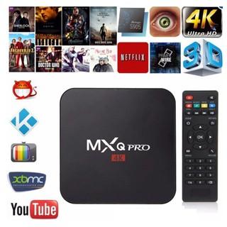 [Xả kho] Android Tivi box MXQ PRO 4K RAM 1G HDD 8G ANROID 7.1.2 (PHIÊN BẢN T4/2018)