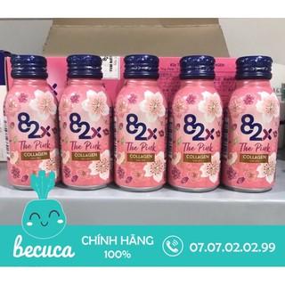 [Chính Hãng] Collagen 82X The Pink Collagen Nhật Bản, hộp 10 chai thumbnail