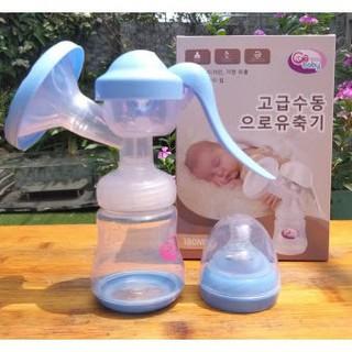 Máy hút sữa mẹ cầm tay GB Baby Hàn Quốc + 6 túi trữ sữa[Loại 1] thumbnail