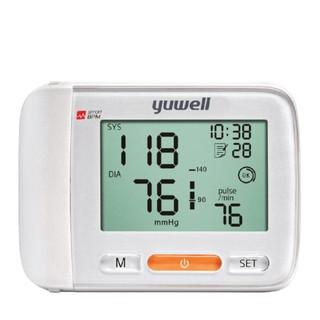 Máy đo huyết áp cổ tay Yuwell YE8600A thumbnail